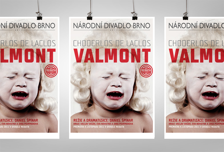 Plakát – Valmont