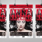 Plakát – Anna Karenina
