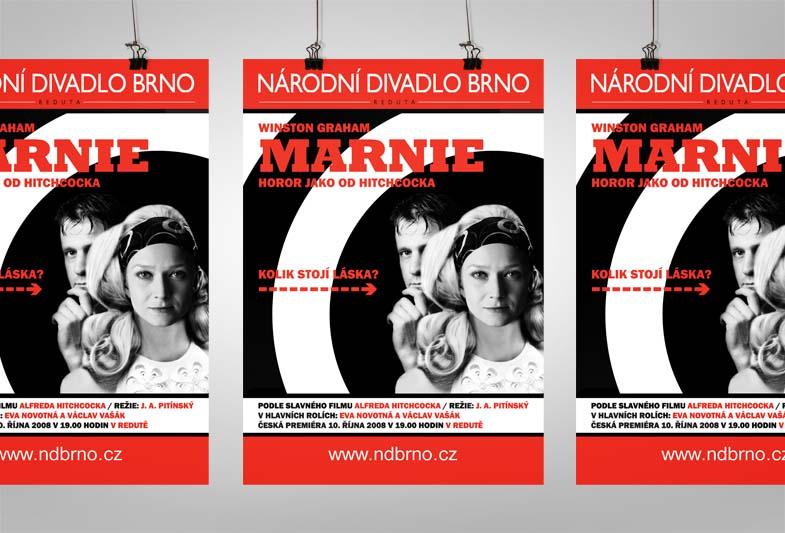 Plakát – Marnie