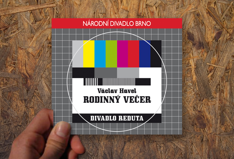 Katalog – Národní divadlo Brno – Rodinný večer