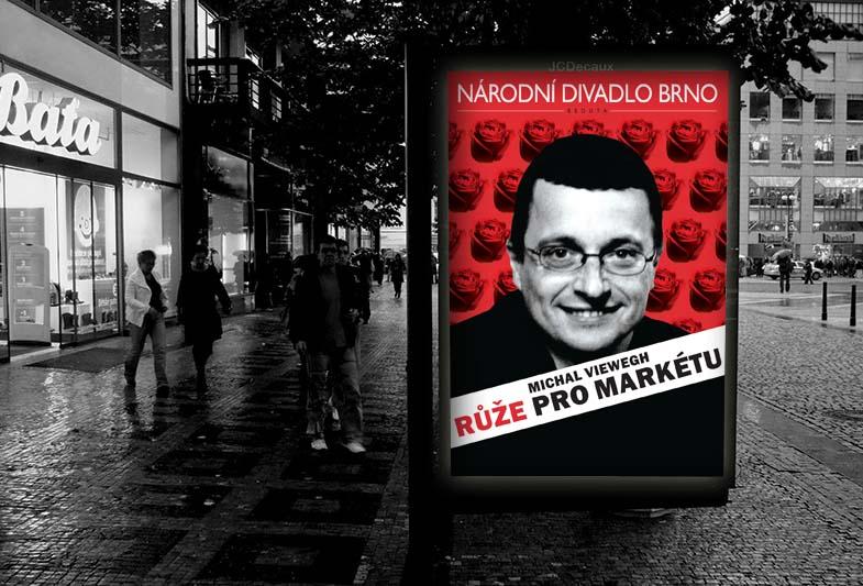 Billboard – Národní divadlo Brno