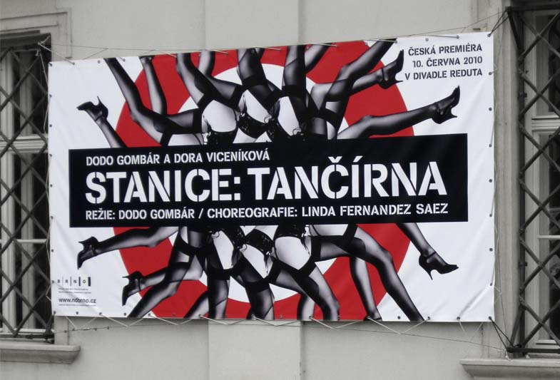 Board – Stanice Tančírna