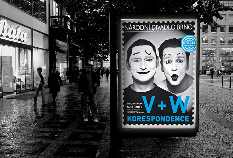 Divadlo Reduta: Korespondence V+W