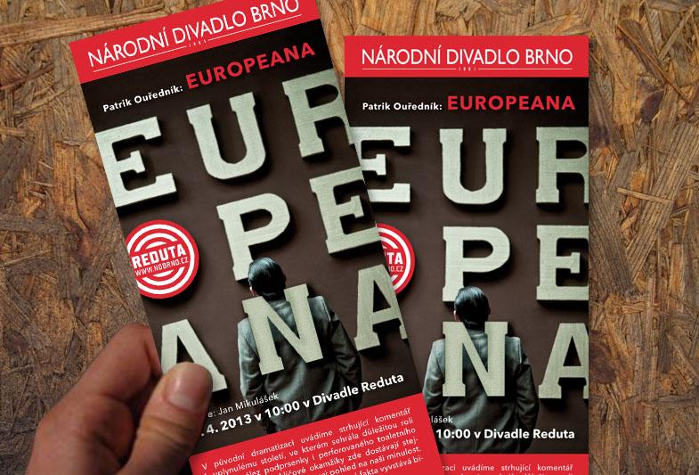 Leták – Europeana