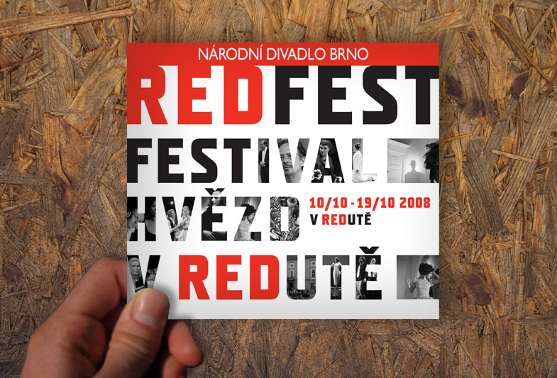 REDFEST katalog