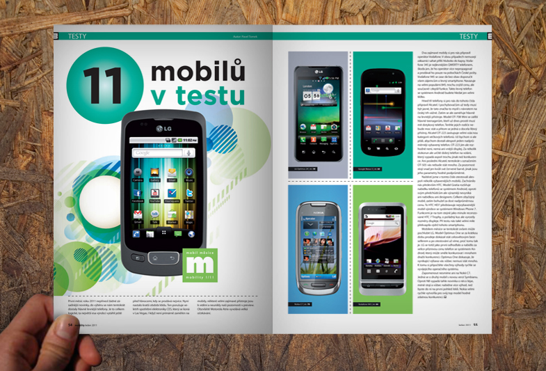 Časopis Mobility
