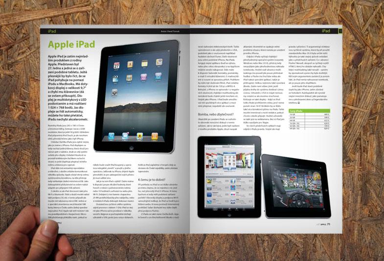 Časopis Svět Apple