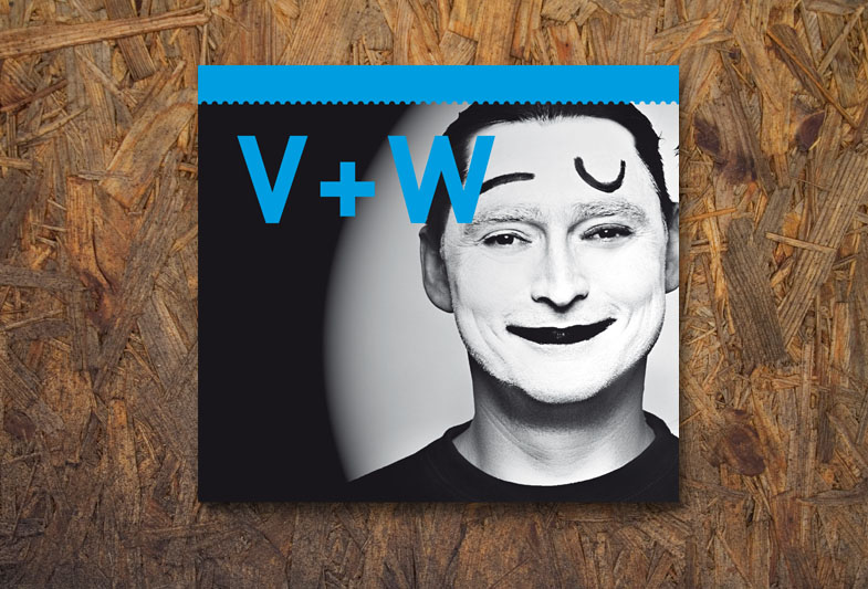 Divadlo Reduta: Korespondence V+W – Katalog