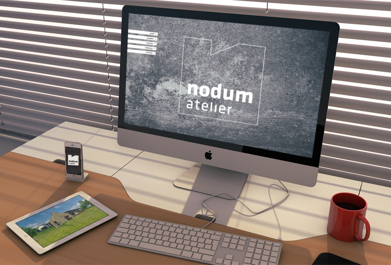 Nodum atelier – webdesign